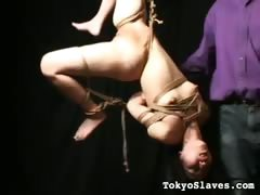 Japanese Bondage Babe