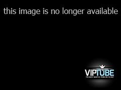 Blonde TS Renata Davila shows off and strokes her big
