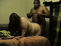 Fat Interracial Couple
